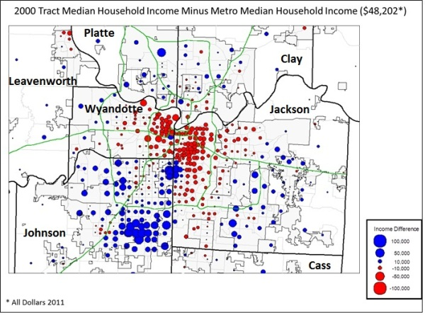 Tract Income Map 1
