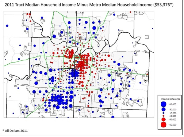 Tract Income Map 2